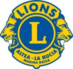 Lions Club Altea-La Nucia